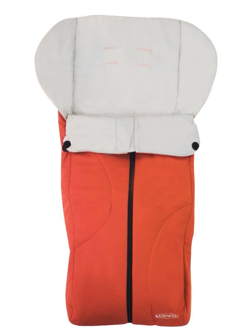 Graco Ποδόσακος Orange 01