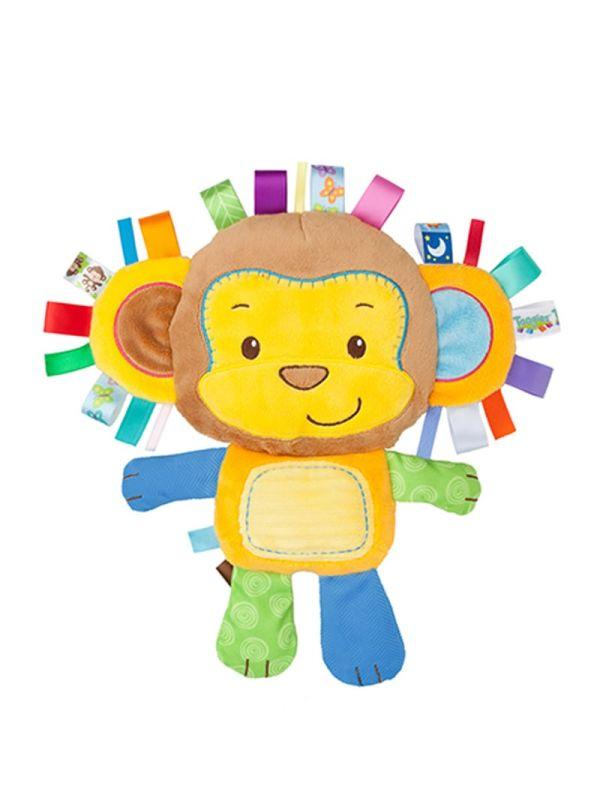παιχνίδια taggies putchkinpals μαϊμού 03