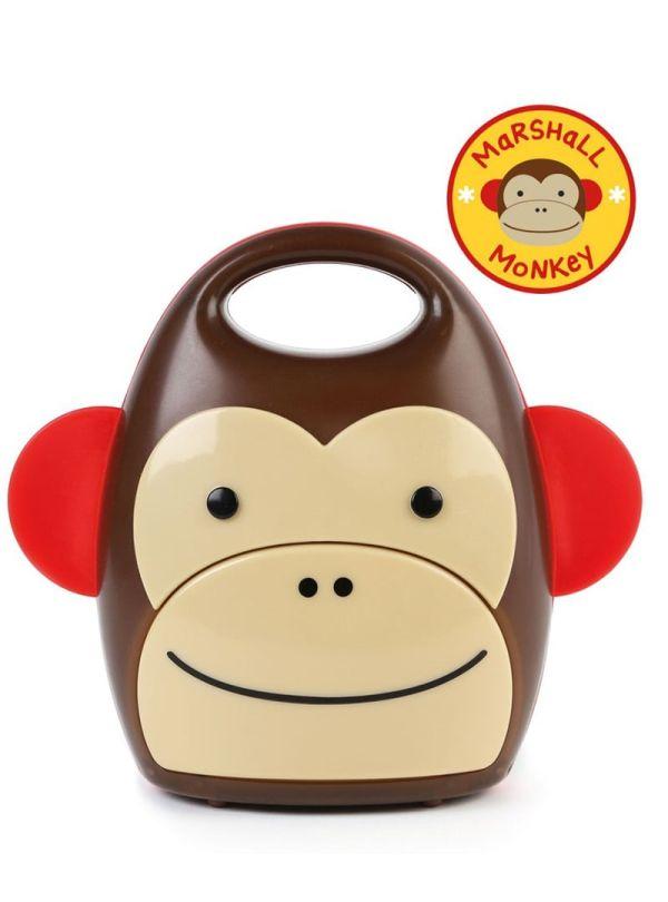 Φωτάκι νυκτός Zoo Skip hop Take-along Μαϊμού 01