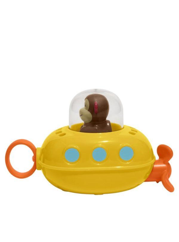 Zoo Skip Hop Pull & Go Υποβρύχιο Μαϊμού 02