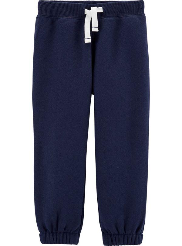 Carter's Παντελόνι Φούτερ με Fleece Επένδυση