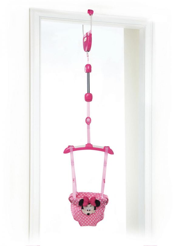 Door Jumper Disney Minnie Mouse 01