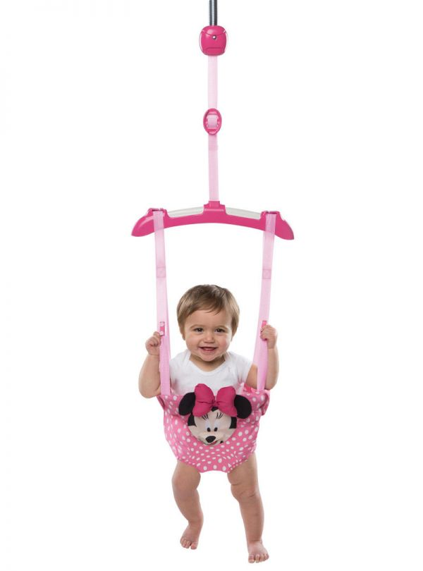 Door Jumper Disney Minnie Mouse 02