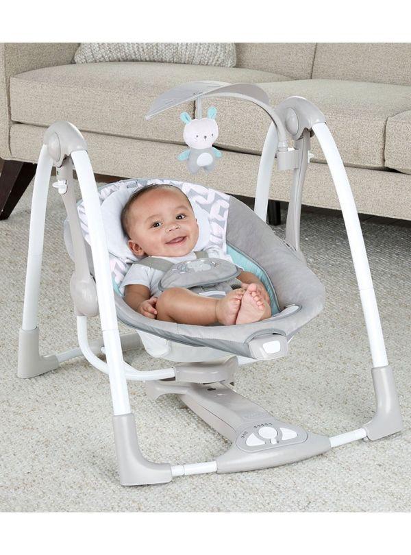 Ingenuity Κούνια ConvertMe Swing-2-Seat™ –  Raylan™ 02
