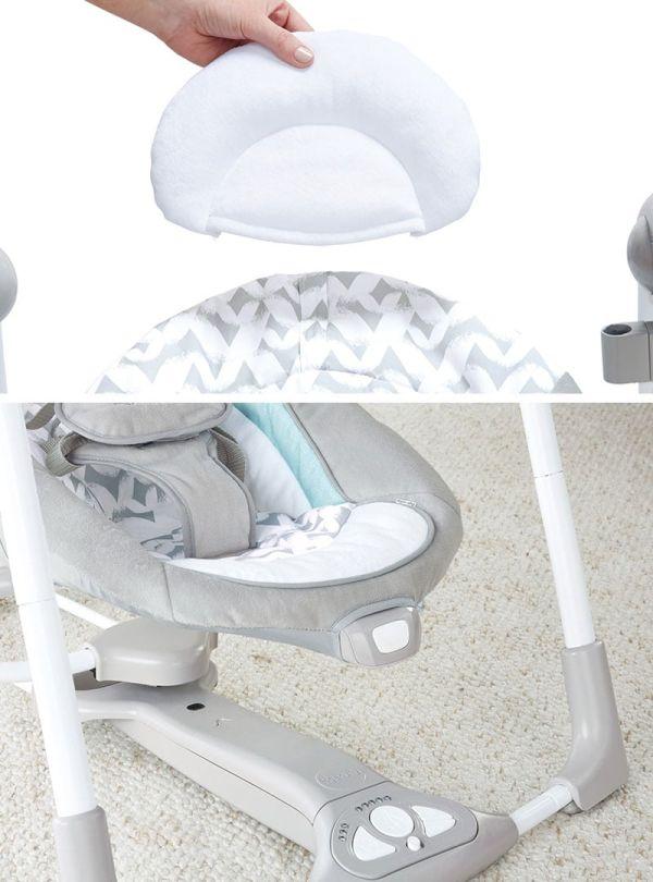 Ingenuity Κούνια ConvertMe Swing-2-Seat™ –  Raylan™ 06