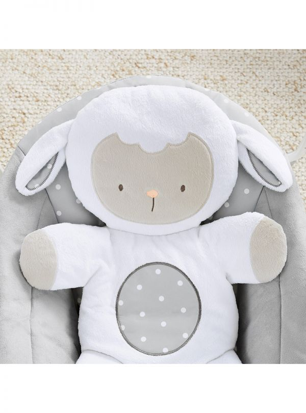 Ingenuity Κούνια Comfort 2 Go Portable Swing™ - Cuddle Lamb 04