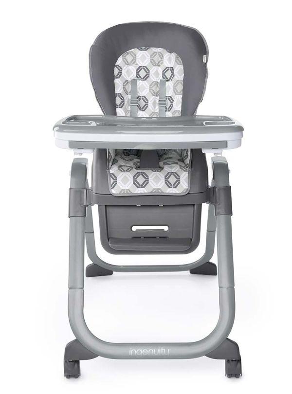 Ingenuity Κάθισμα Φαγητού SmartServe 4-in-1 High Chair™ - Clayton™