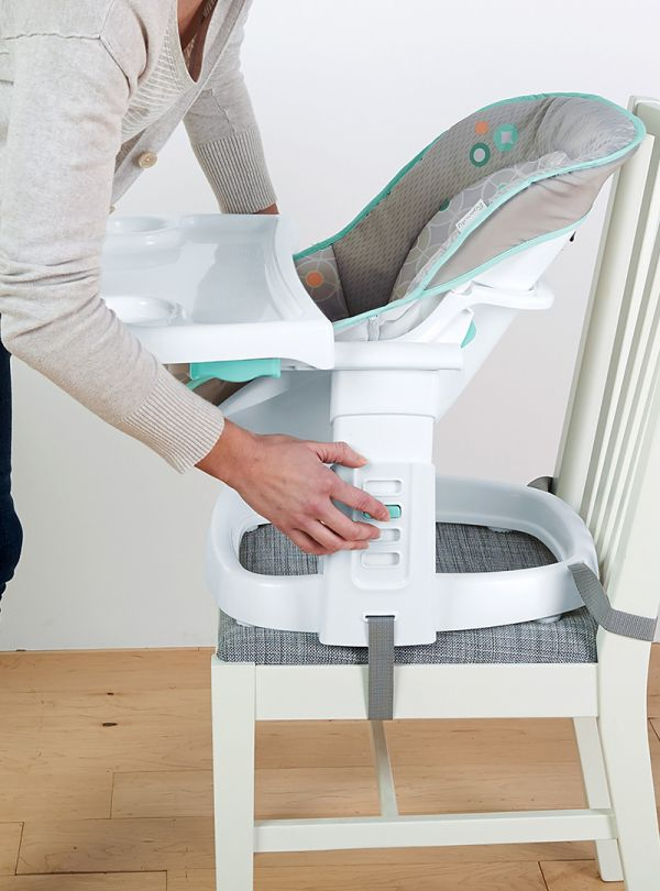 Kαρέκλα φαγητού Ingenuity ChairMate High Chair™ - Benson 03