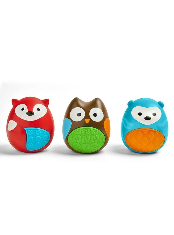 Παιχνίδι Skip Hop Explore & More egg shaker trio 01