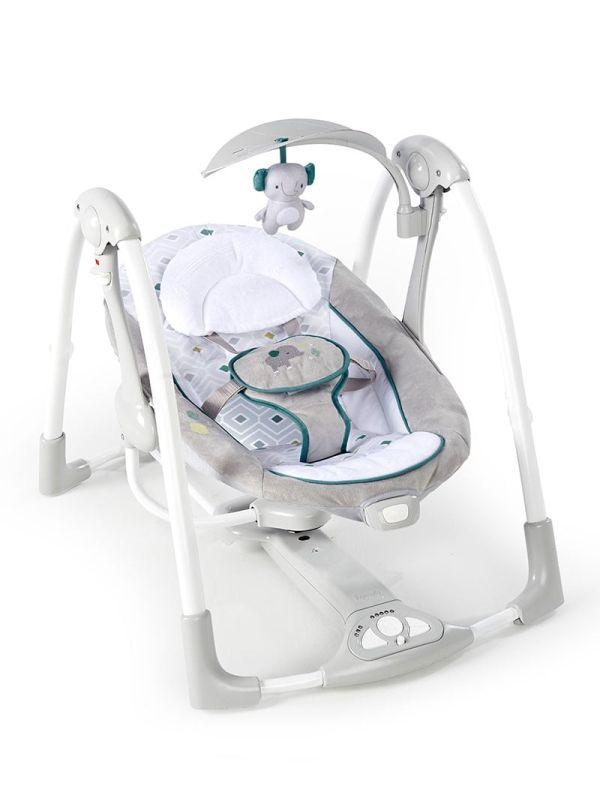 Ingenuity Κούνια ConvertMe Swing-2-Seat™ – Nash™ 01