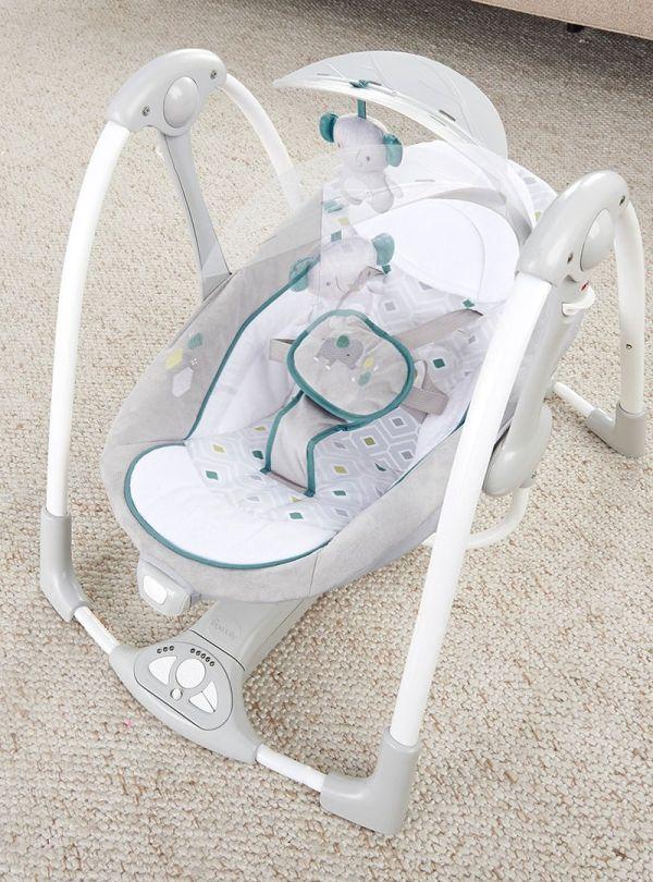 Ingenuity Κούνια ConvertMe Swing-2-Seat™ – Nash™ 05