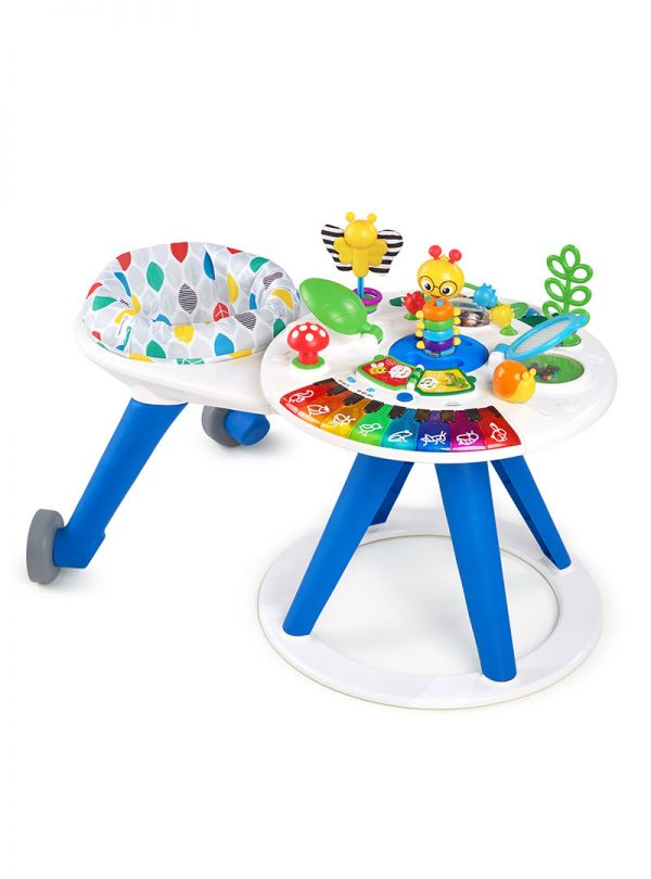 Κέντρο δραστηριοτήτων Baby Einstein Around We Grow 4-in-1 Discovery Center 01
