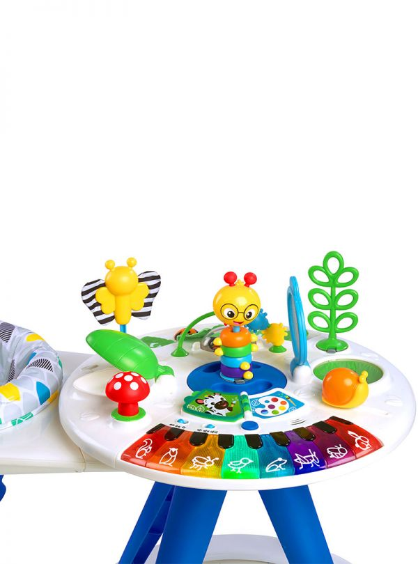 Κέντρο δραστηριοτήτων Baby Einstein Around We Grow 4-in-1 Discovery Center 04