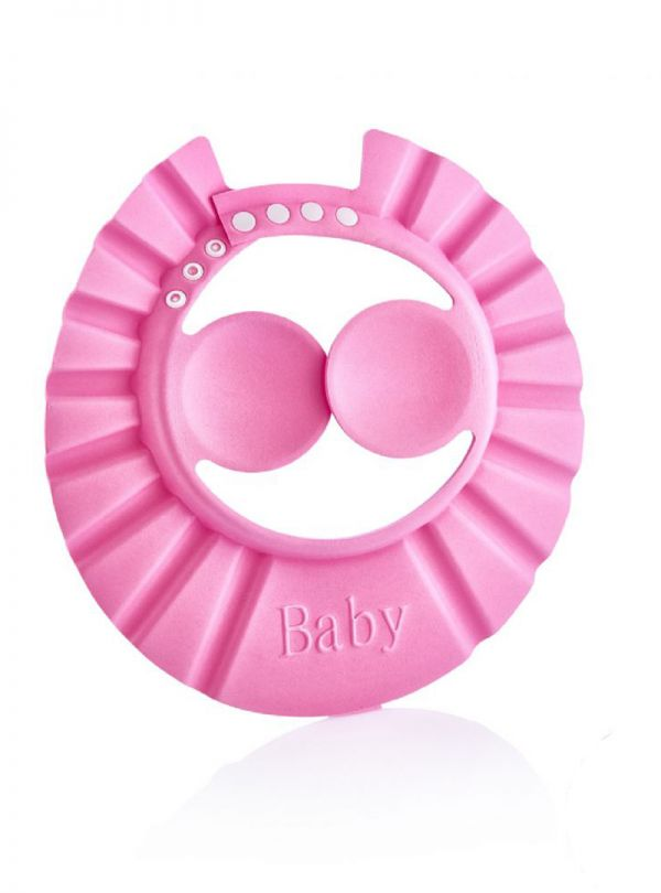 Baby Jem Bath Hat Ροζ