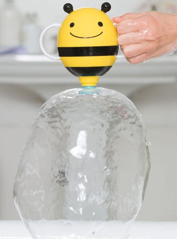 Αξεσουάρ μπάνιου Skip Hop Zoo Fill Up Fountain Μέλισσα 04