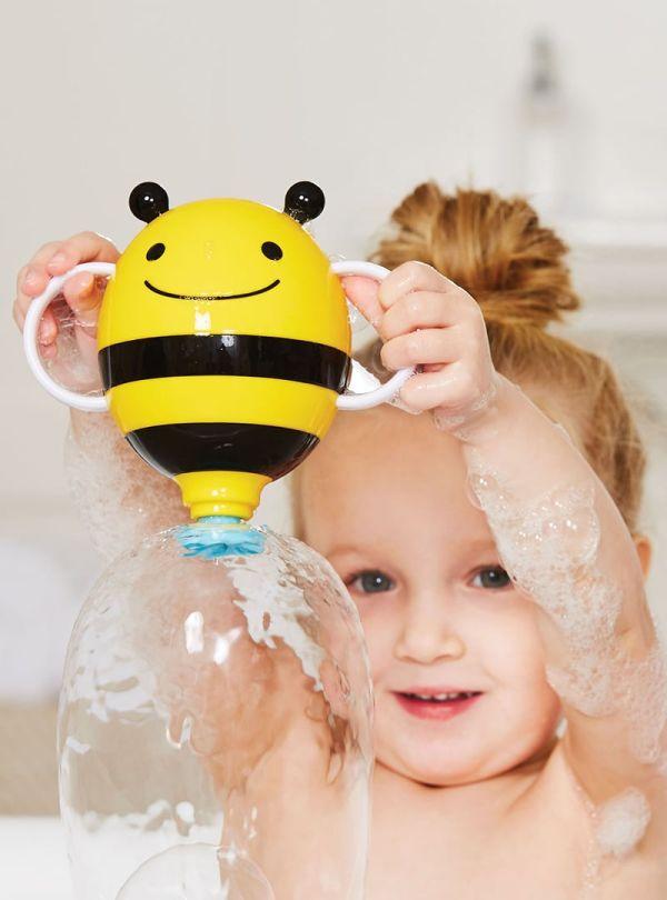 Αξεσουάρ μπάνιου Skip Hop Zoo Fill Up Fountain Μέλισσα 06