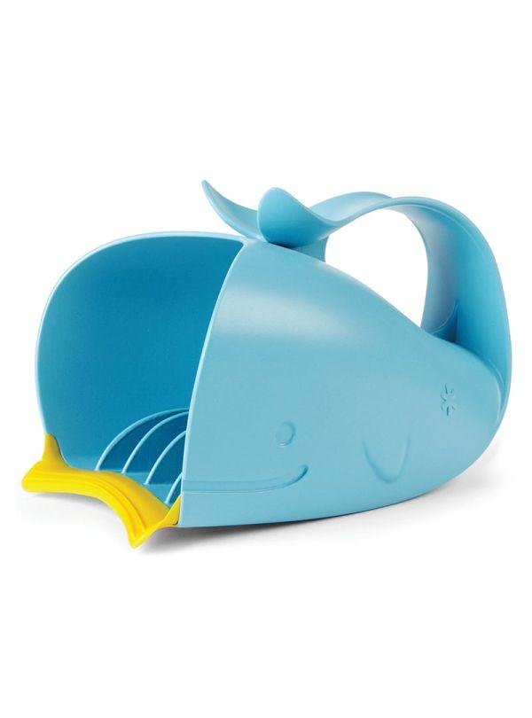 Αξεσουάρ μπάνιου skip hop Moby Waterfall Bath Rinser μπλε 01