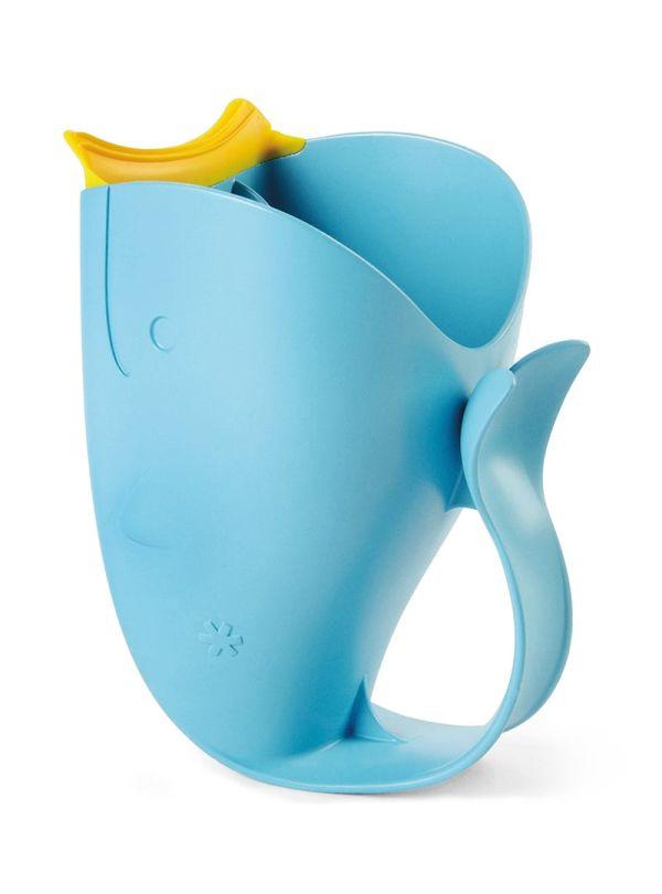 Αξεσουάρ μπάνιου skip hop Moby Waterfall Bath Rinser μπλε 04
