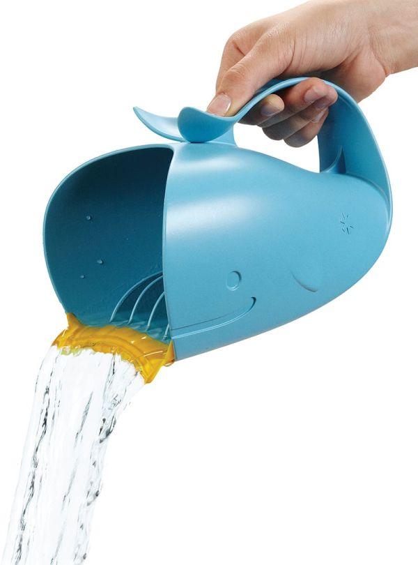 Αξεσουάρ μπάνιου skip hop Moby Waterfall Bath Rinser μπλε 06