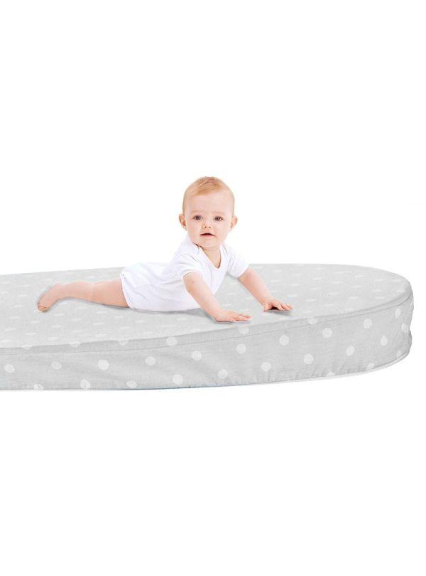 Baby Jem Μαξιλάρι Πολλαπλών Χρήσεων Γκρι 05