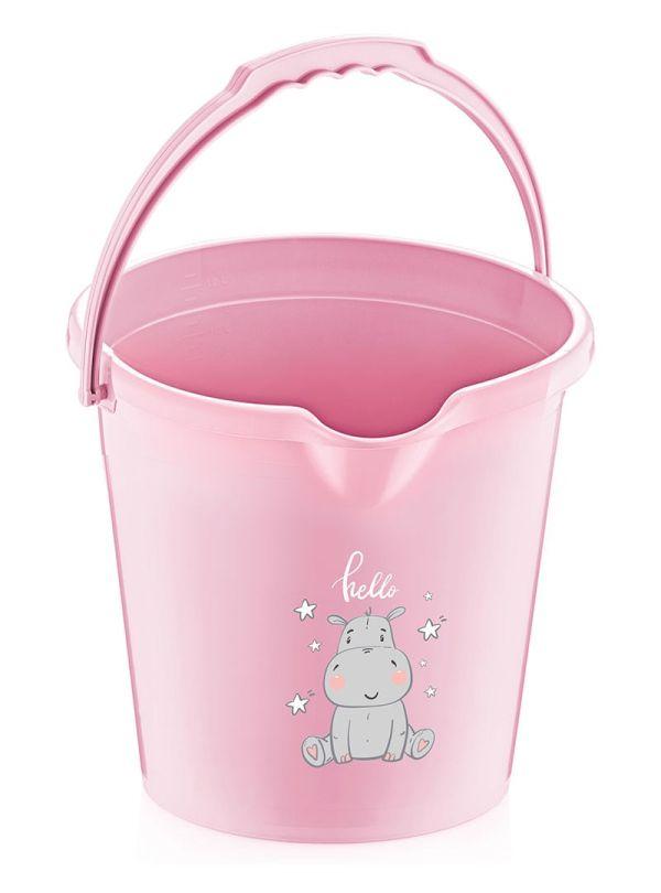 Baby Jem Κουβαδάκι Hello Ροζ