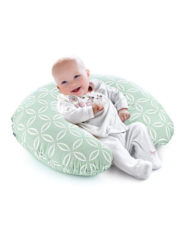 Μαξιλάρι Θηλασμού Baby Jem Grey Γκρι 03