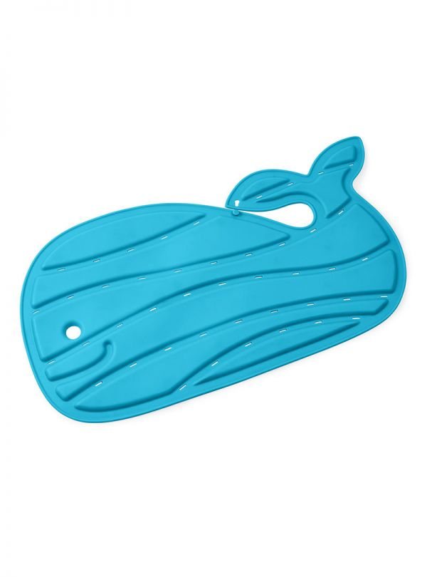 Αξεσουάρ Μπάνιου Skip Hop Moby Bath Mat Πατάκι Μπάνιου Μπλε 01