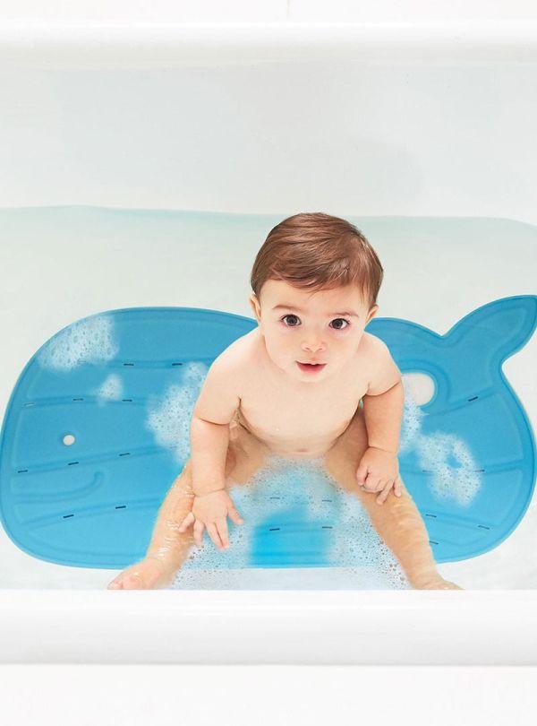 Αξεσουάρ Μπάνιου Skip Hop Moby Bath Mat Πατάκι Μπάνιου Μπλε 02