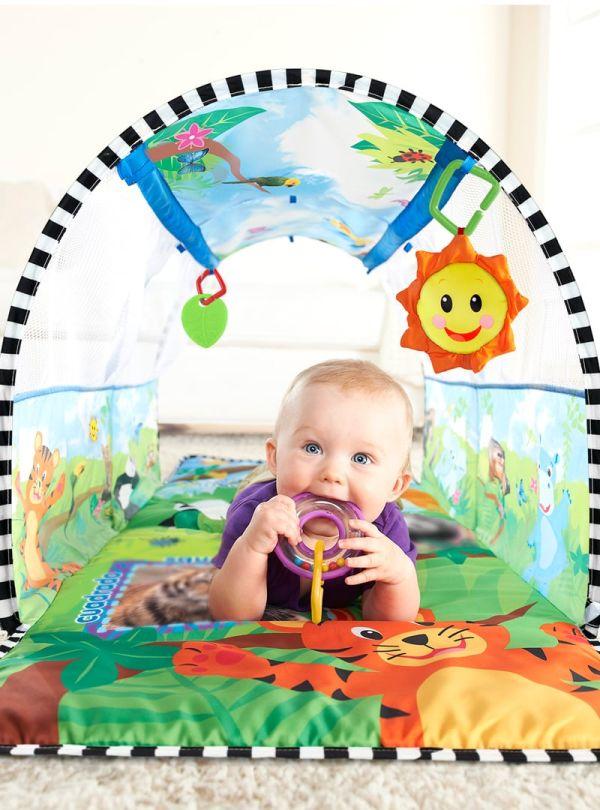 βρεφικό γυμναστήριο babyeinstein 2in1safariadventuregym 03
