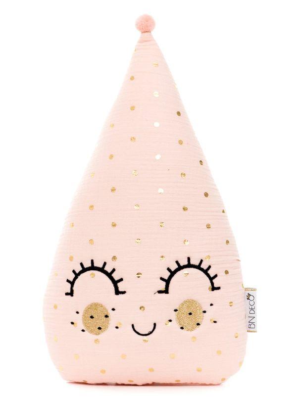 BN Deco Διακοσμητικό Μαξιλάρι Chic Drop Pink