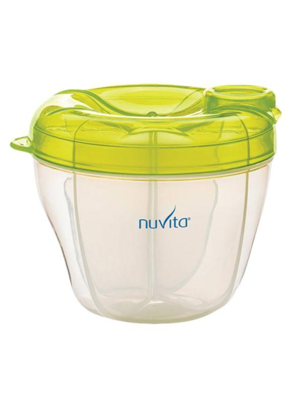 Nuvita Δοχείο μεταφοράς σκόνης γάλακτος