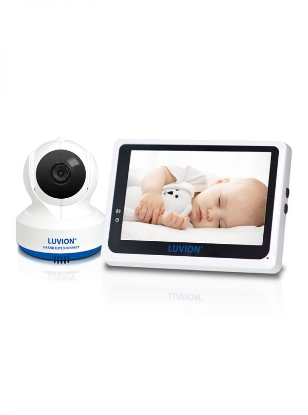 Luvion Grand Elite 3 Connect Set Video Monitor 62 Ενδοεπικοινωνία 01