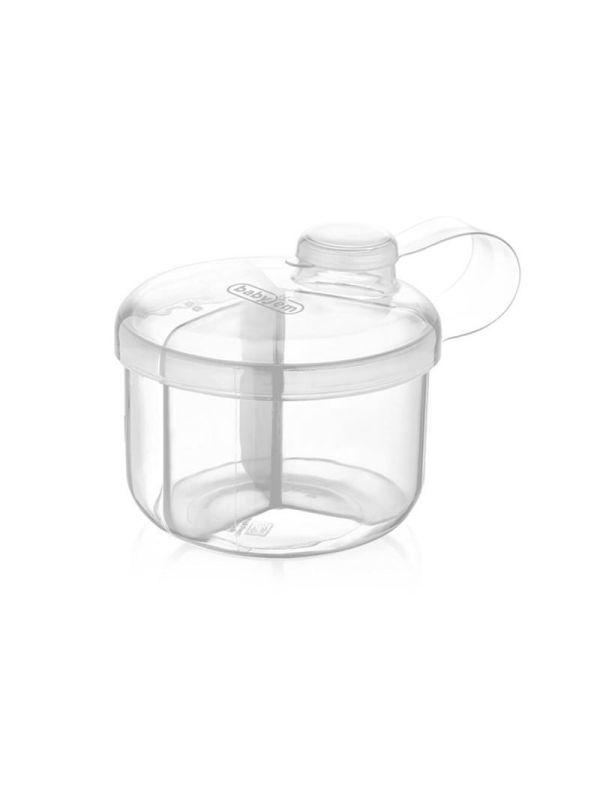 Baby Jem Δοχείο μεταφοράς σκόνης γάλακτος Λευκό 01