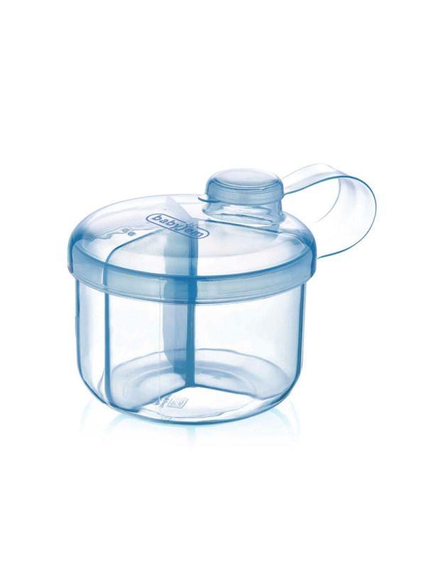 Baby Jem Δοχείο μεταφοράς σκόνης γάλακτος Μπλε 01
