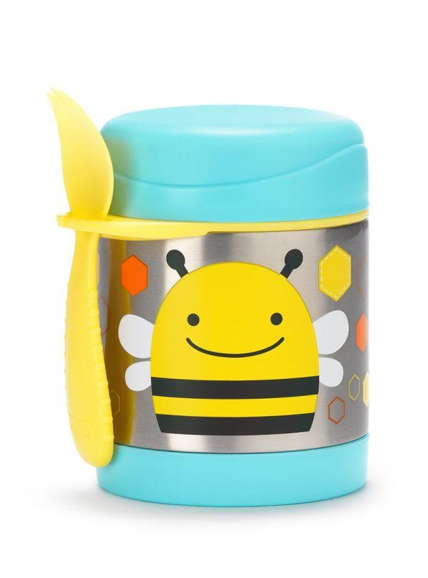 Δοχείο-θερμός τροφής skip hop zoo food jar μέλισσα 01