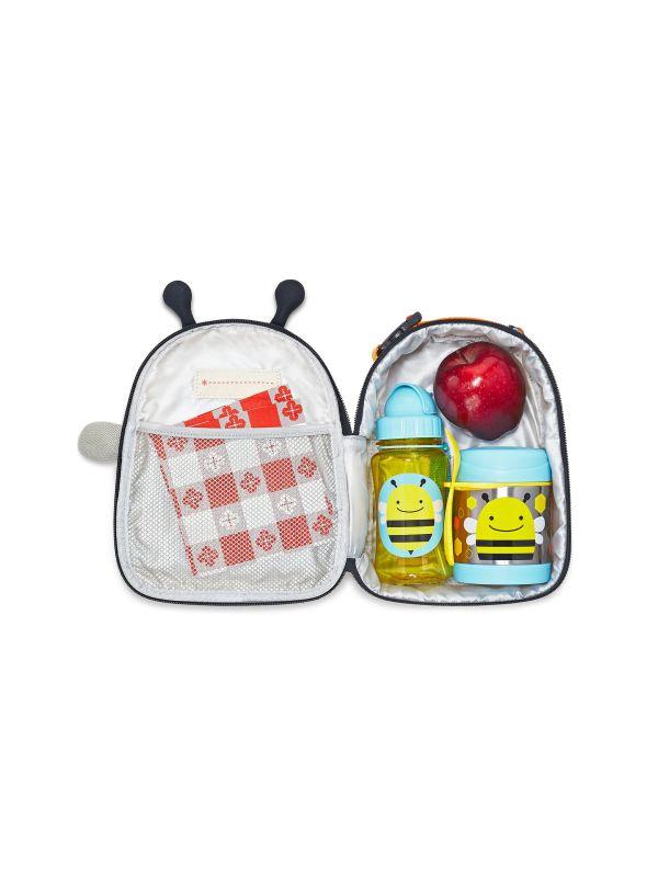 Δοχείο-θερμός τροφής skip hop zoo food jar μέλισσα 03