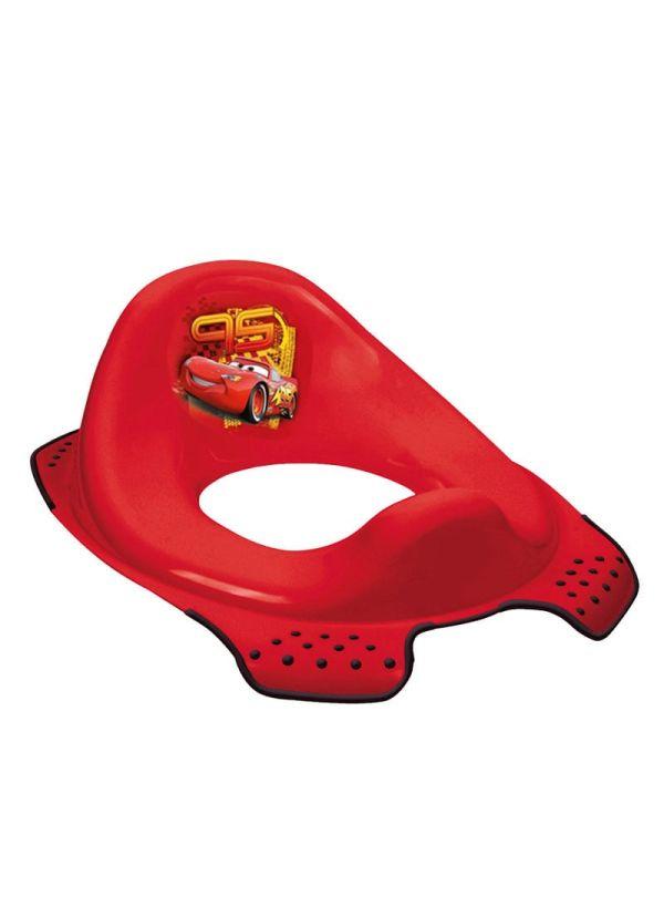 Disney Baby Εκπαιδευτικό Κάθισμα Τουαλέτας Cars Κόκκινο