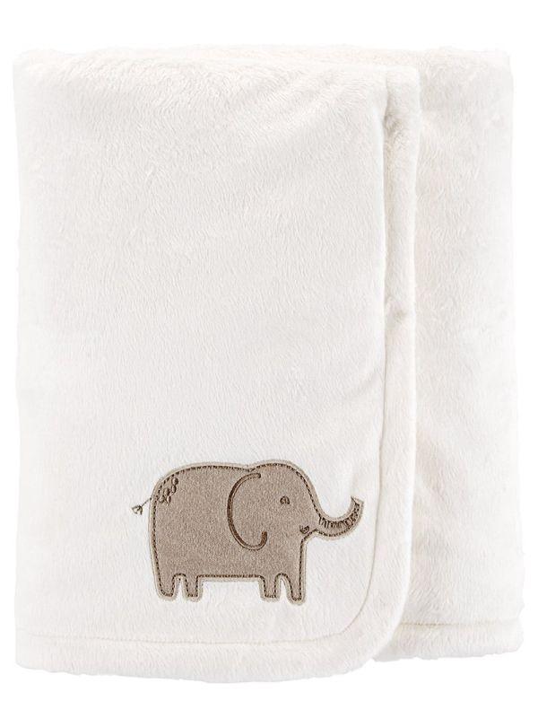 Carter's κουβερτούλα με σχέδιο ελεφαντάκι