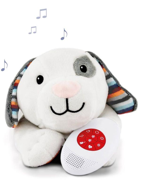 Λούτρινο Παιχνίδι Zazu DEX Soft Toy Σκυλάκι με Μελωδίες 01