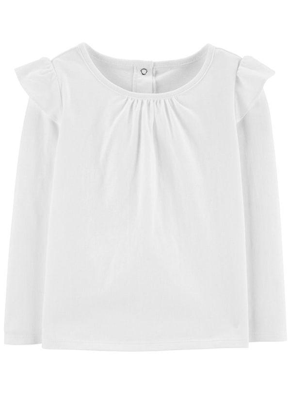 Oshkosh μπλούζα μακριμάνικη με βολάν