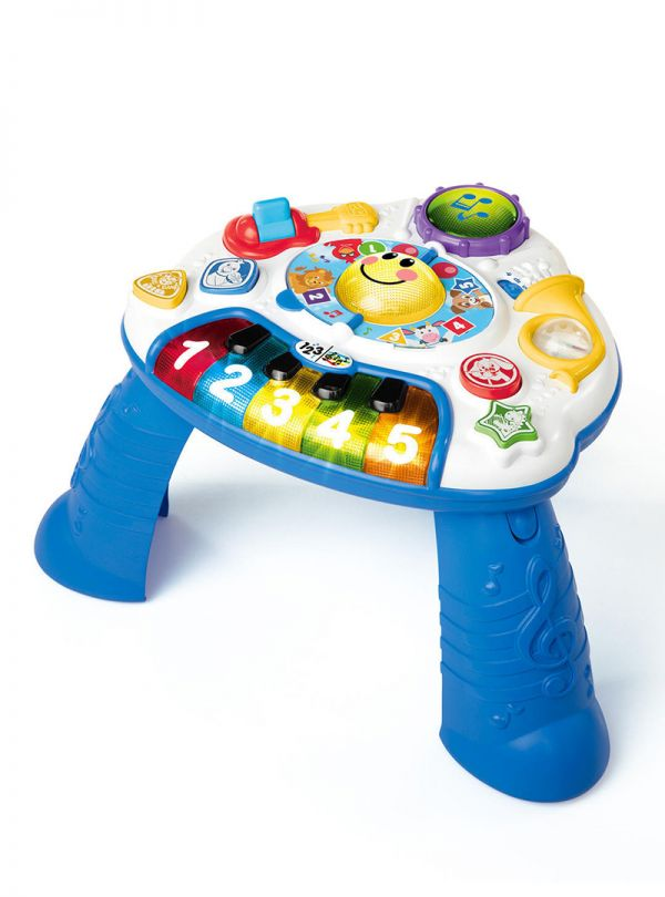 Kέντρο Δραστηριοτήτων Baby Einstein Discovering Music Activity Table 01