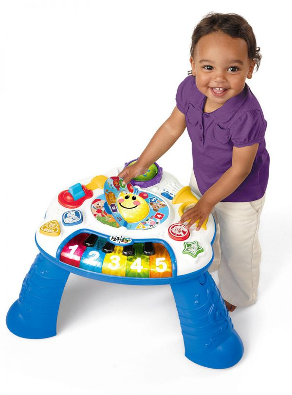 Kέντρο Δραστηριοτήτων Baby Einstein Discovering Music Activity Table 02