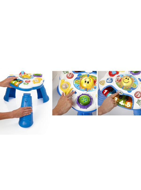 Kέντρο Δραστηριοτήτων Baby Einstein Discovering Music Activity Table 04