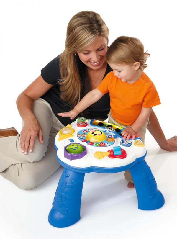 Kέντρο Δραστηριοτήτων Baby Einstein Discovering Music Activity Table 05