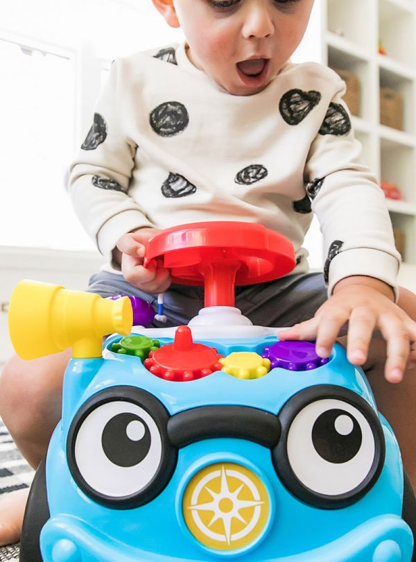 Baby Einstein Παιχνίδι Roadtripper™ Ride-On Car 05