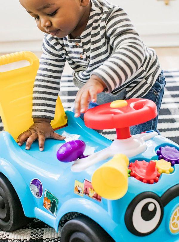 Baby Einstein Παιχνίδι Roadtripper™ Ride-On Car 06