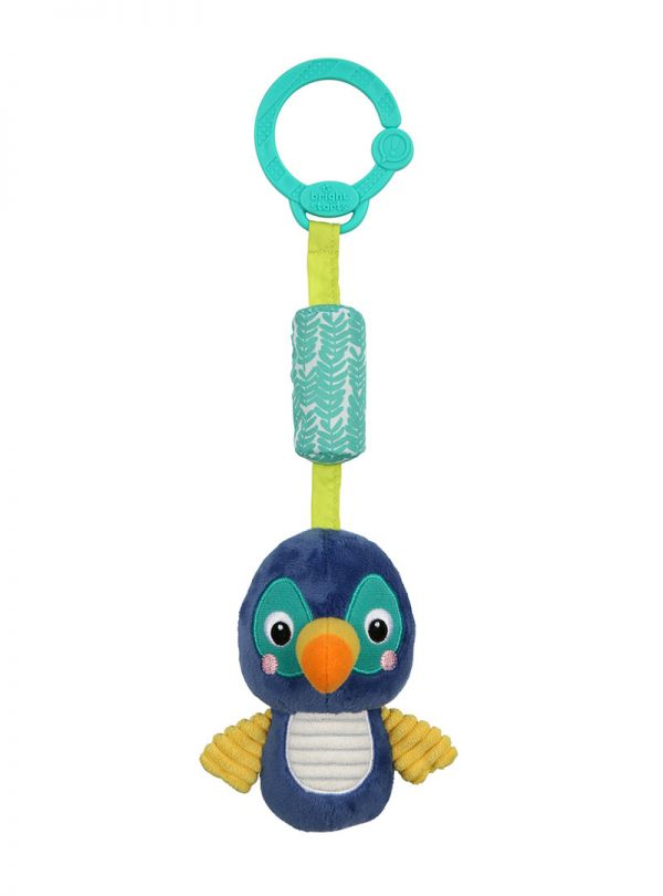 Bright Starts Παιχνίδι Chime Along Friends™ On-the-Go Toy - Toucan