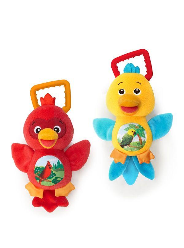 Παιχνίδια Baby Einstein Sing & Play Songbirds™ Πουλάκια 01