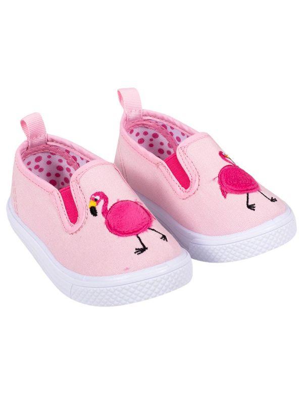 Υο Παπουτσάκια Flamingo Ροζ
