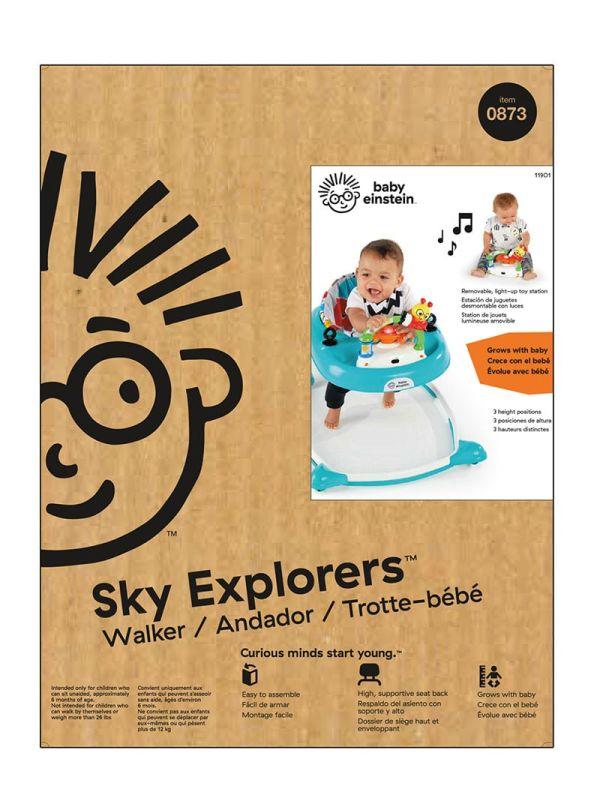 Baby Einstein Περπατούρα 11901 Sky Explorers Walker™ 09